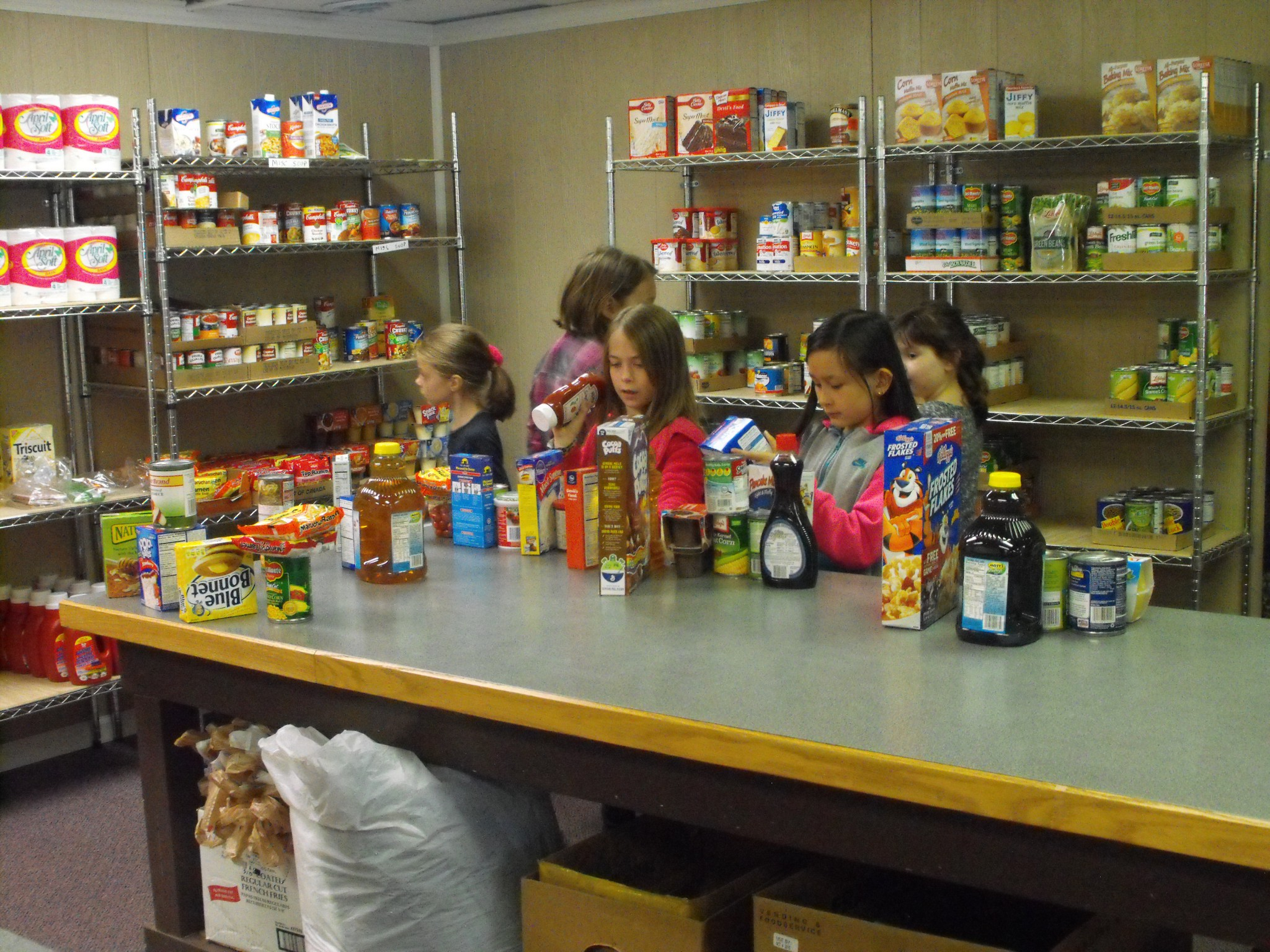 Midland County Emergency Food Pantry Network Our Vision Always